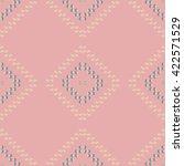 ethnic seamless pattern...   Shutterstock .eps vector #422571529