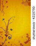 old grunge paper background... | Shutterstock . vector #4225750