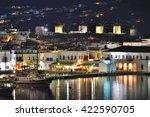 Night Life Inmykornos  Greece....