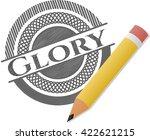 Glory Pencil Draw