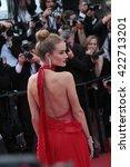 model rosie huntington... | Shutterstock . vector #422713201