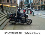 seattle  usa march 04 2016   a... | Shutterstock . vector #422734177