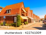 volendam  netherlands   may 2 ... | Shutterstock . vector #422761009
