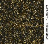 seamless grunge pattern.... | Shutterstock .eps vector #422801395