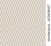 design decorative seamless... | Shutterstock .eps vector #422828437