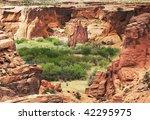 canyon de chelly | Shutterstock . vector #42295975