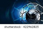 football structure broadcast... | Shutterstock . vector #422962825