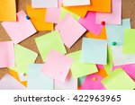 business  information  memo ...   Shutterstock . vector #422963965