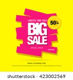 Bright Vector Sale Banner