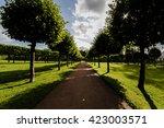 russia. st. petersburg.... | Shutterstock . vector #423003571