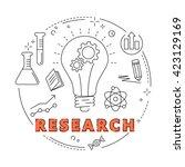 creative concept business idea  ...   Shutterstock .eps vector #423129169