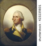 George Washington  By Rembrand...