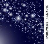 vector christmas background | Shutterstock .eps vector #42325246