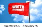 Water Treatment  3d Rendering ...