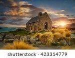 Beautiful Scene Of Church Of...