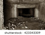 Old Abandoned Tunnel In...