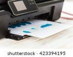 printer  copier  scanner.... | Shutterstock . vector #423394195