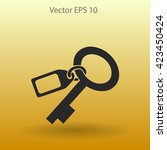key vector illustration