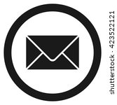 email icon | Shutterstock .eps vector #423522121