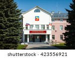 suzdal  russia  circa may 2016  ...   Shutterstock . vector #423556921