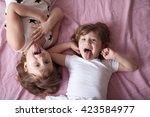 Girls Siblings Sisters Talk ...