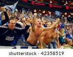 prague  czech republic   april... | Shutterstock . vector #42358519