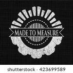 made to measure chalk emblem