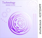 technology hud_01