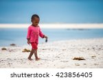 editorial use. children in... | Shutterstock . vector #423856405