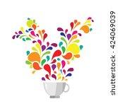 Vector Illustration   Coffee O...