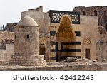 famous fortress and citadel in... | Shutterstock . vector #42412243
