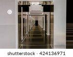 modern architecture. modern...   Shutterstock . vector #424136971