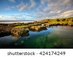 The Emerald Pools Of Inarajan...