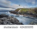 White Lighthouse  Fanad Head ...