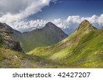 caucasus mountains2 | Shutterstock . vector #42427207