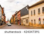 eisenach  germany   may 31 ... | Shutterstock . vector #424347391
