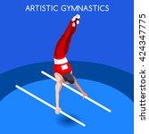 Artistic Gymnastics Parallels...