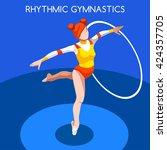 Rhythmic Gymnastics Hoop...
