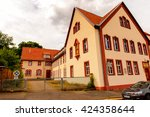 eisenach  germany   may 31 ... | Shutterstock . vector #424358644