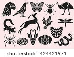 Abstract Animal  Insects  Bird...