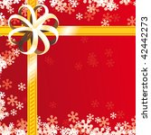 gift | Shutterstock .eps vector #42442273