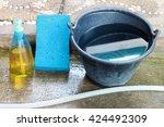 Car Wash Equipment  Bucket Of...