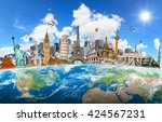 Famous Landmarks Of The World...
