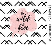 be wild and free fashion...