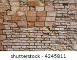 wall in venice  italy  europe | Shutterstock . vector #4245811
