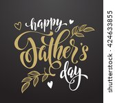 Fathers Day Vector Greeting...