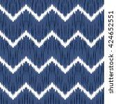 chevron herringbone seamless...   Shutterstock .eps vector #424652551