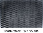 Metal Mesh Seamless Pattern