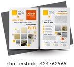 flyer squares brochure design ...