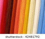 Colorful Threads Set As A...
